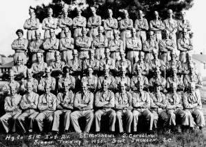 1950 HQS, 51st Div
