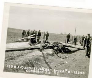 1956 0117 - 0002 - CRASH SITE