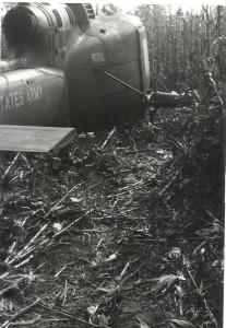 1980 - 0003 - Corn Field Landing - 66-643