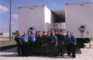 2003 09 - 1st Unit Training Photo - Company A 2-149th Avn Bn